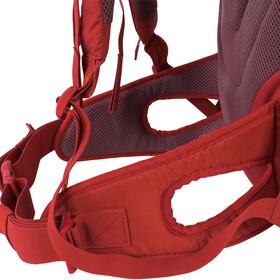 Tatonka Norix 44 Backpack Damen redbrown